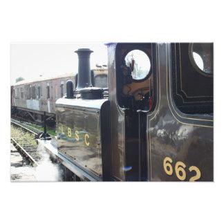 Estación de Wallingford Oxfordshire Reino Unido Impresión Fotográfica