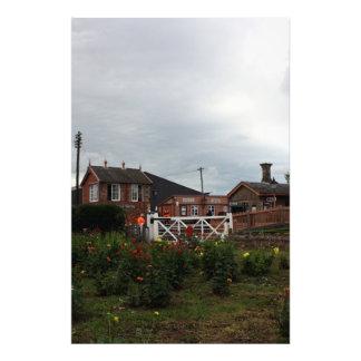 Estación de Williton Somerset Foto