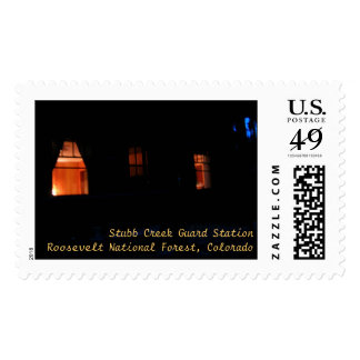 Estación del guardia de la cala de Windows Stubb Sellos