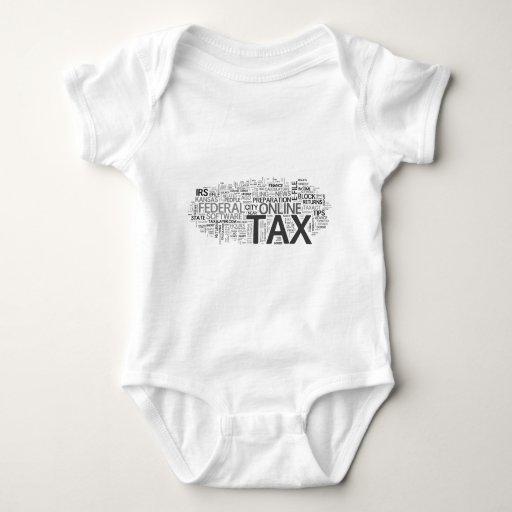 Estación del impuesto mameluco de bebé