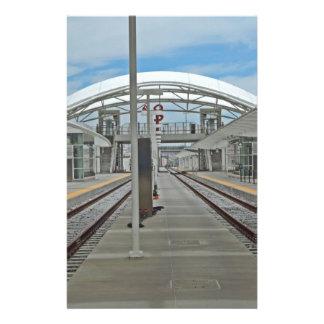 Estación Denver de la unión Papeleria De Diseño