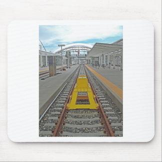 Estación Denver de la unión Alfombrillas De Raton