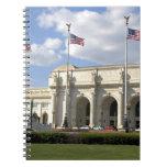 Estación en Washington, C.C. de la unión Libro De Apuntes