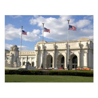 Estación en Washington, C.C. de la unión Tarjetas Postales