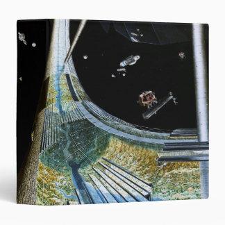 """Estación espacial del toro Consturction Carpeta 1 1/2"""""""