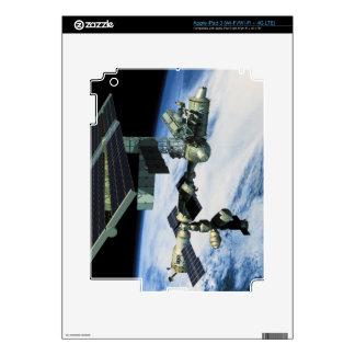 Estación espacial en la órbita 10 pegatina skin para iPad 3