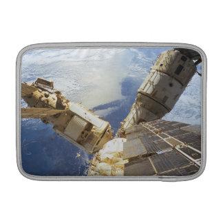 Estación espacial en la órbita 8 funda macbook air