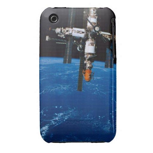 Estación espacial en órbita funda para iPhone 3 de Case-Mate