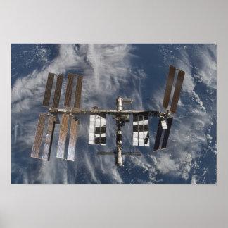 Estación espacial internacional 12 posters
