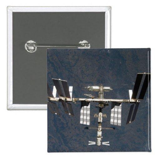 Estación espacial internacional 13 pin cuadrado
