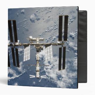 """Estación espacial internacional 14 carpeta 1 1/2"""""""