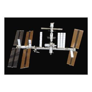 Estación espacial internacional 14 fotografía