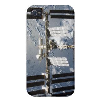 Estación espacial internacional 14 iPhone 4/4S carcasa