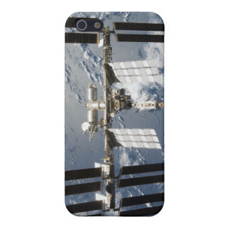 Estación espacial internacional 14 iPhone 5 carcasas