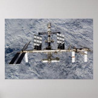 Estación espacial internacional 16 impresiones