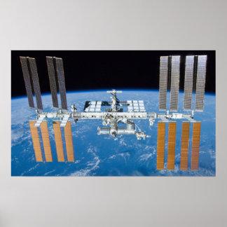 """Estación espacial internacional 16"""""""" poster x26 póster"""