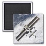 Estación espacial internacional 20 imanes para frigoríficos