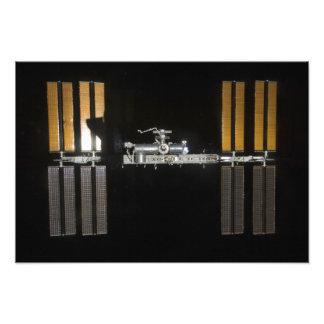 Estación espacial internacional 21 cojinete