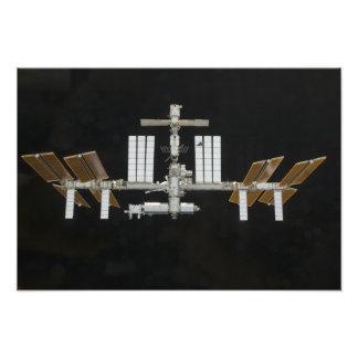 Estación espacial internacional 2 fotografías