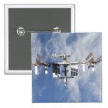 Estación espacial internacional 4 pins