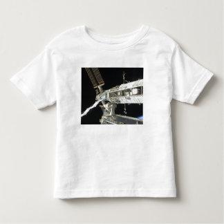 Estación espacial internacional 8 playera de bebé