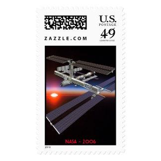 Estación espacial internacional - agosto de 2006