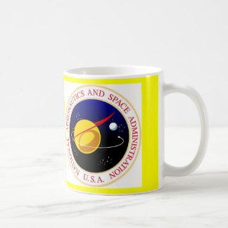 estación espacial internacional de la NASA Taza
