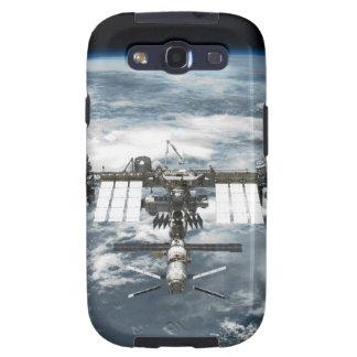 Estación espacial internacional ISS, esfuerzo 2011 Galaxy S3 Protectores