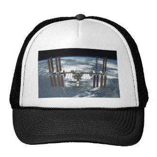 Estación espacial internacional ISS, esfuerzo 2011 Gorros Bordados