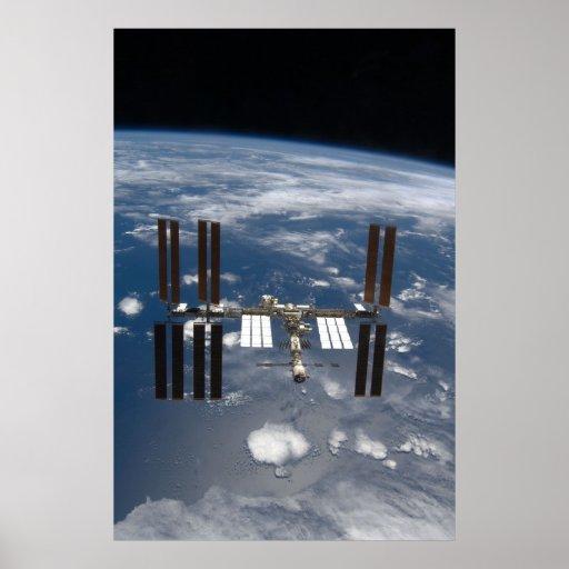 Estación espacial internacional (ISS) Impresiones