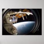 Estación espacial internacional (ISS) Posters