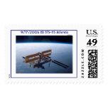 Estación espacial internacional/STS-115, 9/17/2006 Sellos