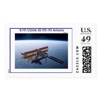 Estación espacial internacional STS-115 9 17 2006