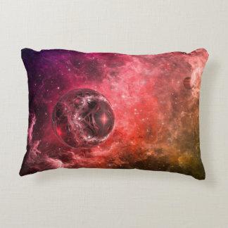 Estación espacial nueve cojín