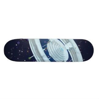 "Estación espacial patineta 7 3/4"""