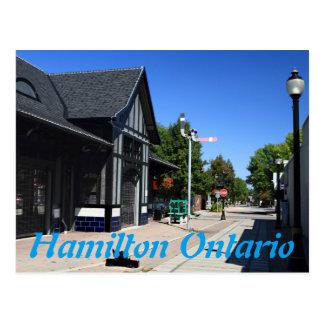 Estación Hamilton Ontario de Ferguson Postal