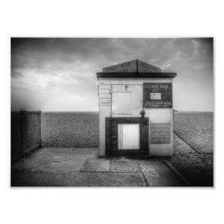 Estación intermedia arte fotográfico