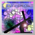 Estaciones de la cruz 7 impresiones