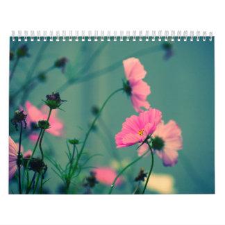 Estaciones del calendario de la naturaleza