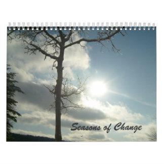 Estaciones del cambio 2-Calendar Calendarios