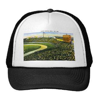 Estadio de béisbol del vintage, Bronx, Nueva York Gorra