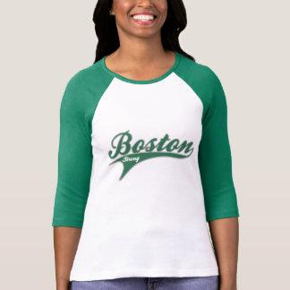 Estadio de béisbol FUERTE de BOSTON Playera