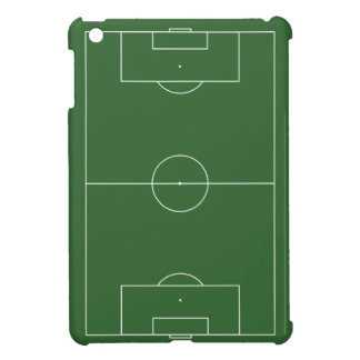 estadio verde del fútbol iPad mini carcasa