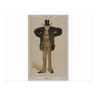 Estadistas No.1280 de James Tissot Postales