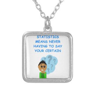estadísticas colgante cuadrado