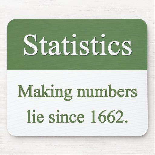 Estadísticas Mousepad