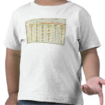 Estadísticas sociales y las ciudades más grandes, camisetas