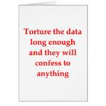 estadísticas tarjetas