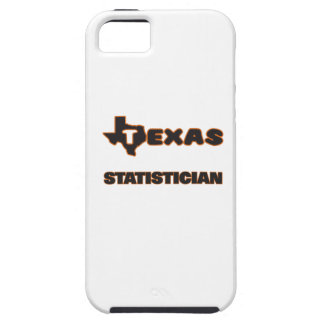Estadístico de Tejas iPhone 5 Case-Mate Protector