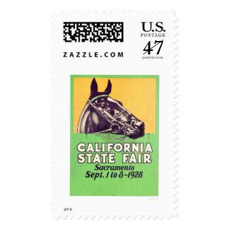 Estado 1928 de California justo Sellos